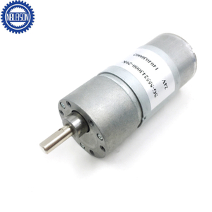 SG555 37MM Dc Gear Motor